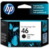 Cartucho Hp 46 Preto Cz637al 26ml
