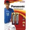 Pilha Alcalina Aa Panasonic Cartela com 2 Unidades Lr6
