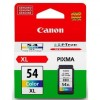 Cartucho Canon 54xl Cl-54xl Color Pixma E401/E461/E481