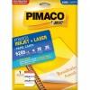 Etiqueta Laserjet Carta 6285 279,4x215,9 Pimaco com 25 Folhas