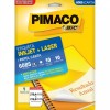 Etiqueta Laserjet Carta 6085 279,4x215,9 Pimaco com 10 Folhas