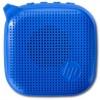 Caixa de Som Hp Bluetooth 3w S300 Azul