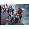 Caderno Brochura Cd Desenho Avengers Assemble - 40 Folhas Pack C/15