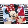 Caderno Brochura Cd Desenho Minnie - 40 Folhas Pack C/15