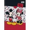 Caderno Brochura Cd Top 1/4 Minnie - 48 Folhas Pack C/15