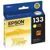 Cartucho Epson 133 Amarelo T133420
