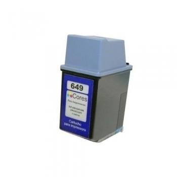 Cart. Compat�vel Hp 649 Color Hc-04