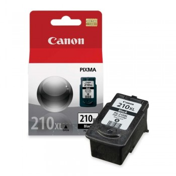 Cartucho Canon 210xl Pg-210xl Preto Mp240/Mp260/Mp480