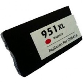 Cartucho Compat�vel Hp 951 Magenta