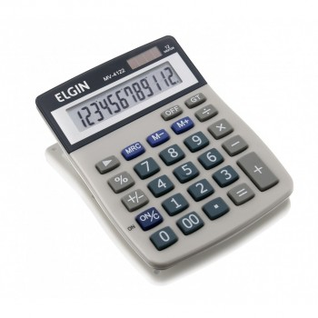 Calculadora de Mesa Elgin 12 D�gitos Mv4122