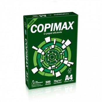 Papel A4 Copimax Resma 75grs 210x297 C/ 500 Folhas