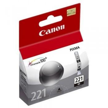 Cartucho Canon 221 Cli-221 Preto