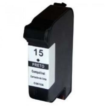 Cart. Compat�vel Hp 615/645 Preto Renew