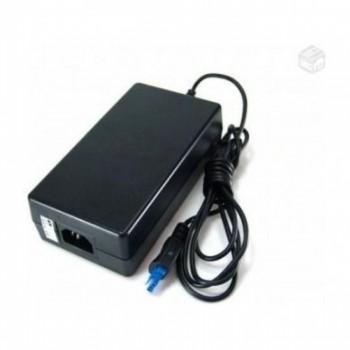 Fonte de Alimenta��o P/ Impressora Compat�vel com Hp 32v 2500mah Plug Azul S/ Cabo de For�a