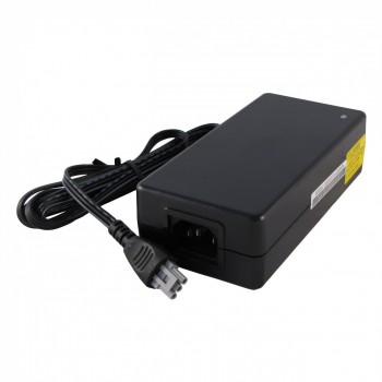 Fonte de Alimenta��o P/ Impressora Compat�vel com Hp 16v 1100mah Plug Cinza S/ Cabo de For�a