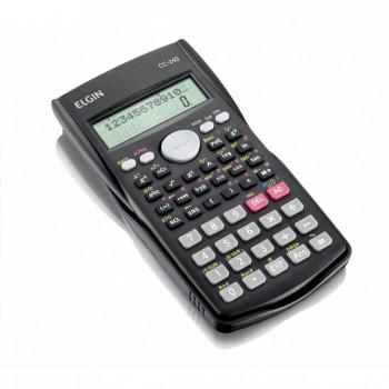 Calculadora Cient�fica Elgin 240 Fun��es Cc-240