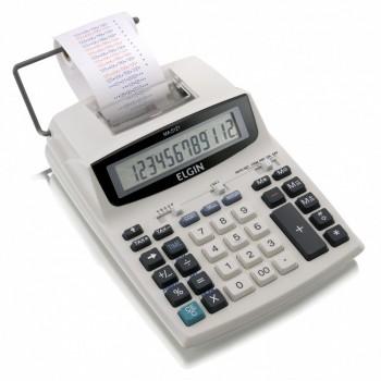 Calculadora Eletronica e Impressora Elgin 12 D�gitos Ma5121