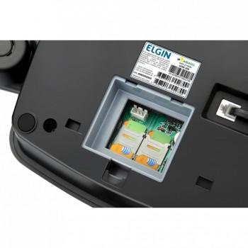 Telefone Elgin Celular Fixo para 2 Simcards Preto Gsm 200