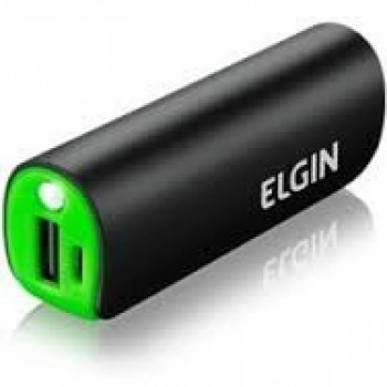 Carregador Port�til Elgin 2600mah Cpusb 2600