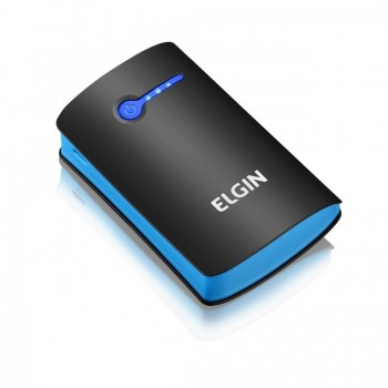 Carregador Port�til Elgin 5200mah Cpusb 5200