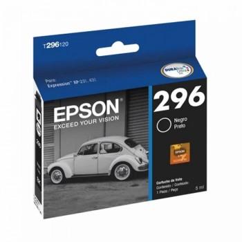 Cartucho Epson 296 Preto T296120