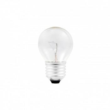 L�mpada para Geladeira/Fog�o 40w E27 127v Bg45 Clara