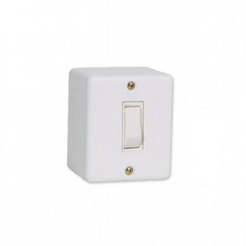 Interruptor 1 Tc Simples Sobrepor Box Ilumi