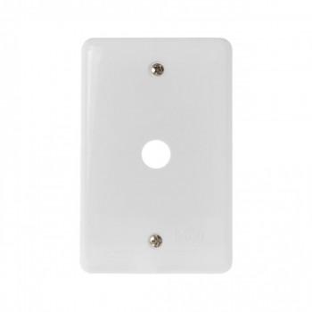 Placa 4x2 C/ Saida de Fio Stylus Ilumi