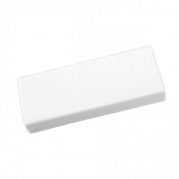 Conex�o P/ Canaleta 20x10mm Luva Branco C/ 20p�s
