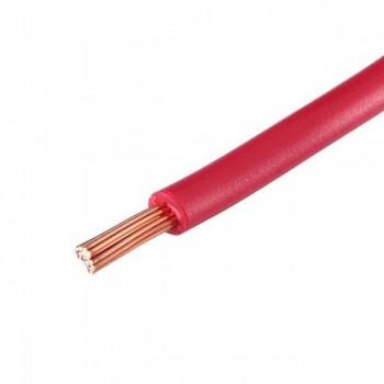 Fio Flex�vel 10mm Vermelho 100m