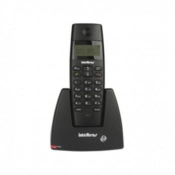 Telefone Intelbr�s Sem Fio Ts40 Id com Identificador de Chamadas Preto