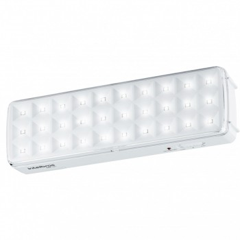 Lumin�ria de Emergencia Intelbras 30 Leds Bivolt Lea 101