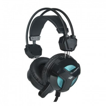 Fone com Microfone C3tech Blackbird