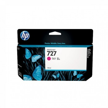 Cartucho Hp 727 Plotter Magenta B3p20a