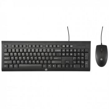 Teclado e Mouse Hp Desktop C2500