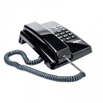 Telefone Intelbr�s com Fio Preto Tc50 Premium
