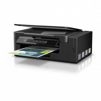 Impressora Multifuncional Jato de Tinta Epson L395 Tanque de Tinta Wi-fi