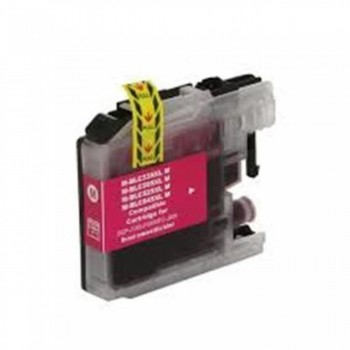Cartucho Compat�vel Brother Magenta Lc505/535