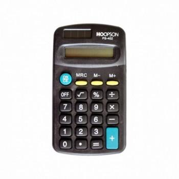 Calculadora de Mesa Hoopson 8 D�gitos Ps-402