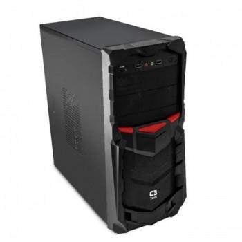 Gabinete C3tech Gamer Mt-g50bk Sem Fonte
