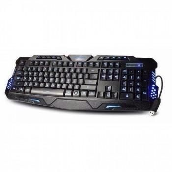 Teclado Usb Exbom Multimidia Gamer Bk-g35