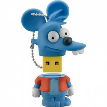 Pen Drive 8gb Multilaser Simpsons Comich�o Pd 076