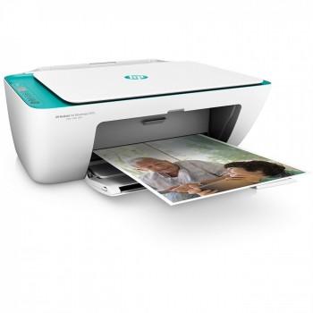 Impressora Multifuncional Jato de Tinta Hp 2676 Aio Imp/Copia/Digt