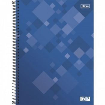 Caderno Espiral Cd Univ 10m Zip - 200 Folhas Unit�rio Cores Sortidas