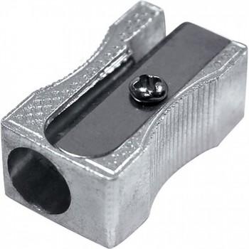Apontador Metal Retangular Leo&leo Caixa C/ 24 Unidades