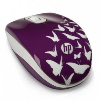 Mouse Wireless Hp Z3600 Butterfly F7m62aa#abl