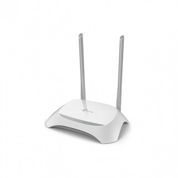 Roteador Wireless Tp-link 300m Tl-wr849n 2 Antenas